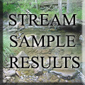Stream Sample Results